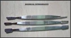 Manual Dermabrader