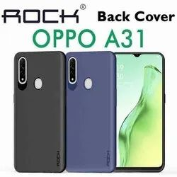 TPU Black and Blue Rock Oppo A31 Mobile Back Cover