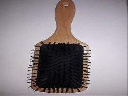 Wooden Hair Brushes