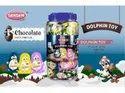 Sangam Dolphin Toy Chocolate Bar