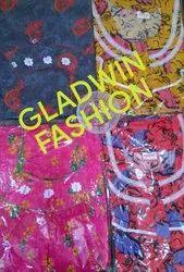 Cotton Printed ladies garments