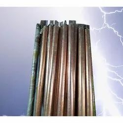 2.5 m Copper Bonded Earthing Electrode