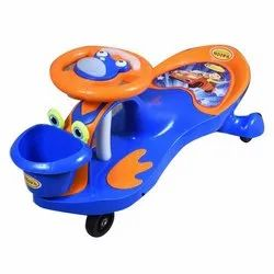 Hoppa Kids Plastic Magic Car, For Home