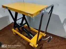 Scissor Litt Table Platform
