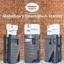 touchless Smart-wash Hand Wash Station