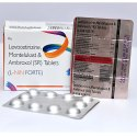 Levocetirizine Montelukast And Ambroxol SR Tablets