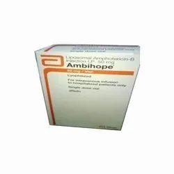AMBIHOPE 50mg Injection, Prescription, Treatment: Hiv-aids