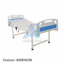 Manual Semi Fowler Bed Motorized A1-007, Mild Steel, Size/Dimension: 2000 X 900 X 600 (mm)