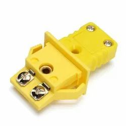 Miniature Panel Mounted Thermocouple Connectors