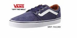 Causal Men Vans Casual Shoes, Size: 36 To 40