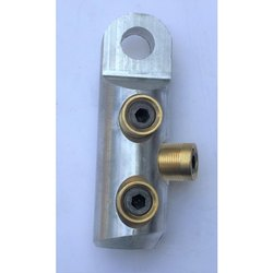 Aluminium Shear Bolt Inline Connectors, For Industrial, Size: 180 Mm