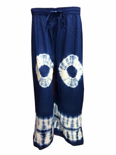 Tie Dye casual ladies pant (pajama)