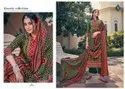 Tanishk Fashion Mehroz Pashmina Bandhej Digital Print Casual Dress Materials In Surat