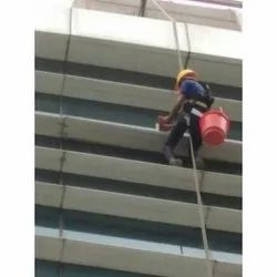 Facade/Glass Commercial Project Cleaning Services