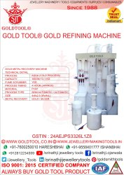 Gold Tool Gold Silver Refinery