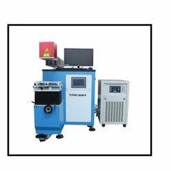 Galvanometer Scanning Laser Welding Machine