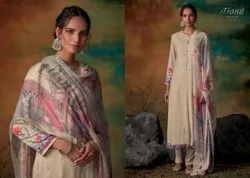Itrana Presents African Clash Pashmina With Embroidery Woolen Collection Suits
