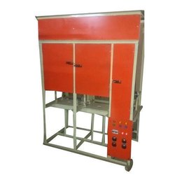 Double Die Fully Automatic Dona Thali Making Machine