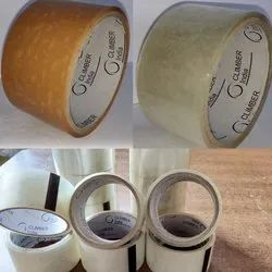 Brand: CLIMBER Color: Transparent Packaging Tape