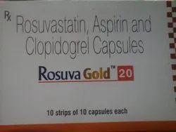 Rosuva Gold 20 Capsule