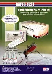 Malaria Pf Pan Rapid Test Kit