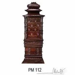 PM 112 Composite Wooden Pillar