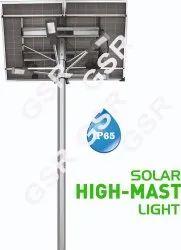 LED Solar High Mast Light, For Road Side, 100W-200W