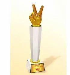 CG 481 Crystal Trophy