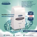 Touchless Electronic Skincare Dispenser