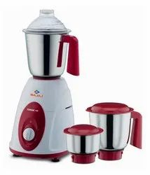 Stainless Steel Red 750W Bajaj Classic Mixer Grinder, For Wet & Dry Grinding