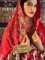 Rinaz Fashion Zebtan Vol-4 Faux Georgette With Heavy Work Pakistani Style Suits Catalog