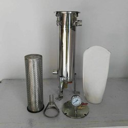 Stainless Steel Bag Filter Housing