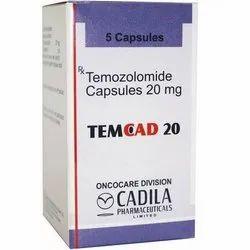 Temozad 20Mg Temozolomide CAP