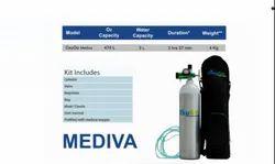Mediva Portable Oxygen Cylinder