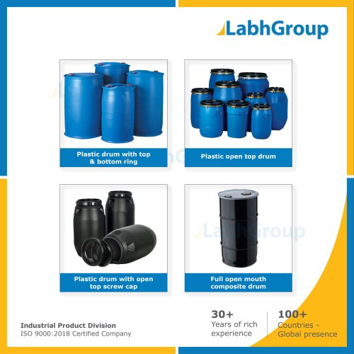 Plastic Packing Drum