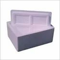Normal Eps Plain Thermocol Fish Boxes Density 10 - 15 Kg/cubic Meter