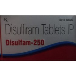 Disulfiram 250mg Tablet