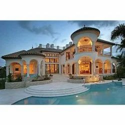Residential Projects Luxury Villa Construction Service