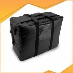 Black Plain Bag, Capacity: 15Kg