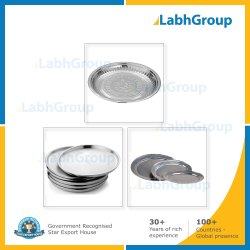 Stainless Steel Plate & Dish