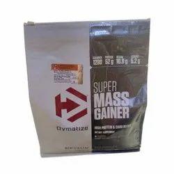 Dymatize Super Mass Gainer, 12 Lbs, Prescription