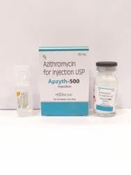 Azithromycin 500mg For Injection Usp