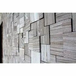 Grey Marble Sandblasted Udrp Mosaic