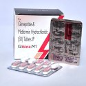 Glimepiride And Metformin Hydrochloride SR Tablet IP