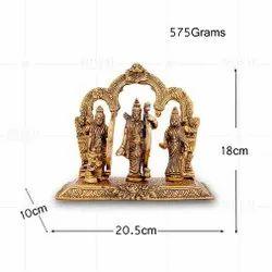 Gold Plated Ramdarbar Frame Regular