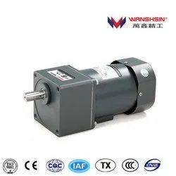 Wanshasin 20-360 Watt In Line Compact Geared Motor, For Industrial, Voltage: 220-415v
