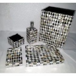 CIB-534 MDF Resin Bathroom Sets