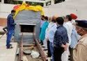 CNG Cremation Furnace