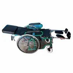 Manual Wheelchair Cum Stretcher