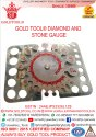 Gold Tool Diamond & Stone Gauge